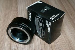 Переходник Sony NEX M42