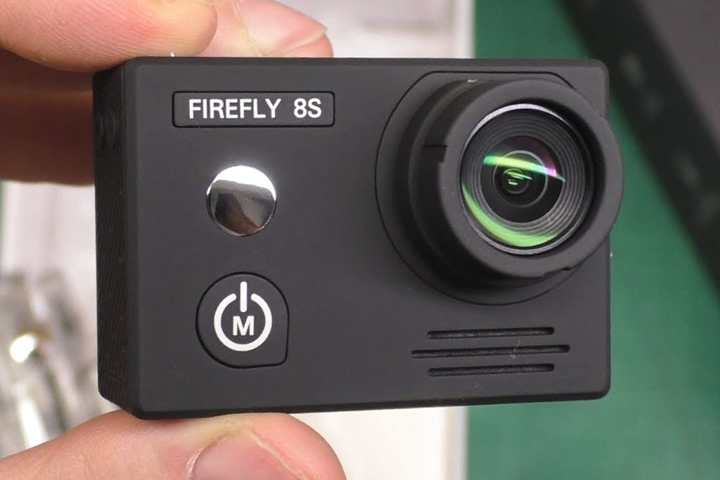экшн камера без рыбьего глаза