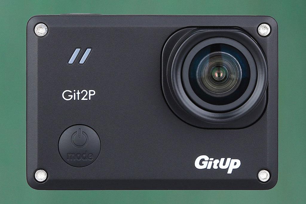Экшн-камера с объективом 90 градусов