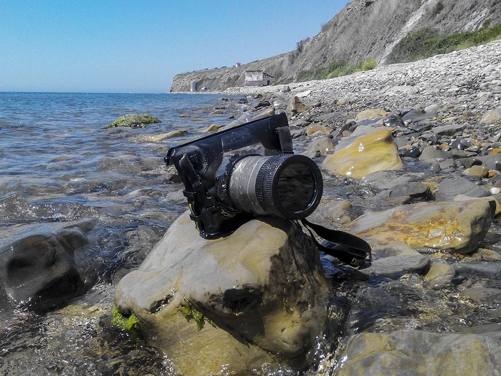аквабокс для зеркального фотоаппарата