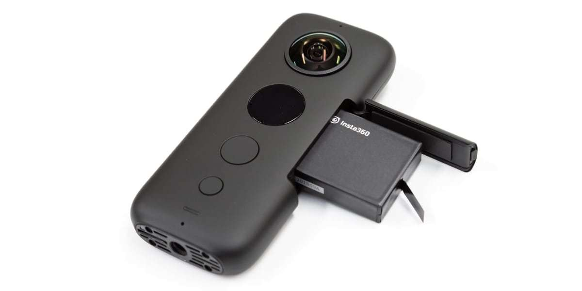 Insta360 One X обзор