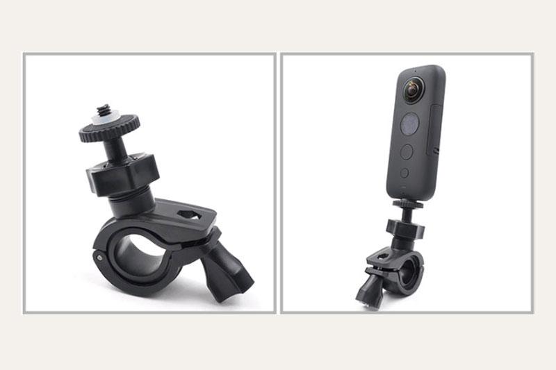 Insta360 One X велосипедный крепеж