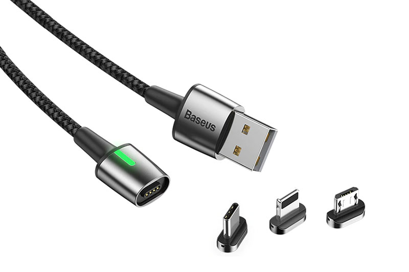 Baseuss Zink Magnetic USB cable