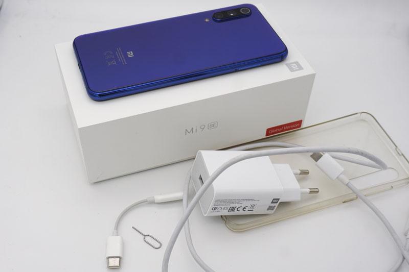 Комплектация Xiaomi Mi 9SE
