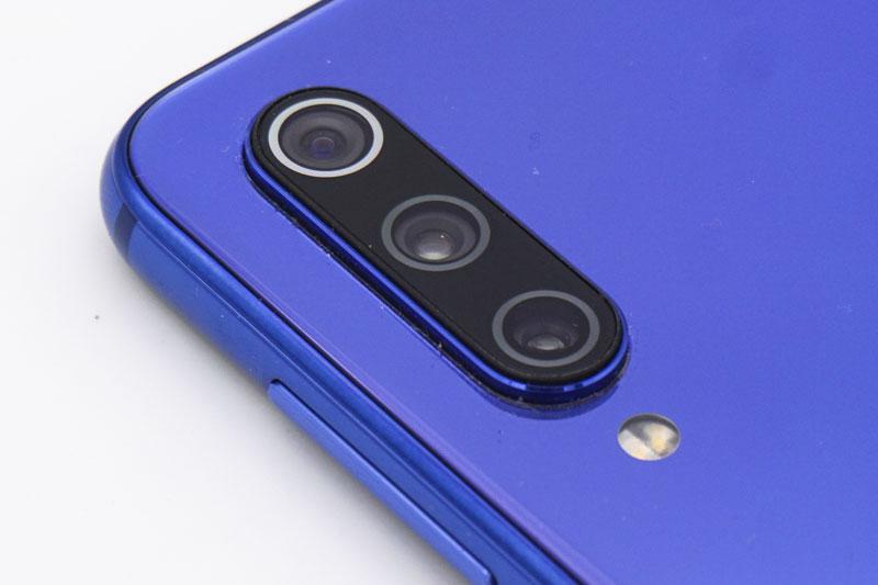 Mi 9SE камеры