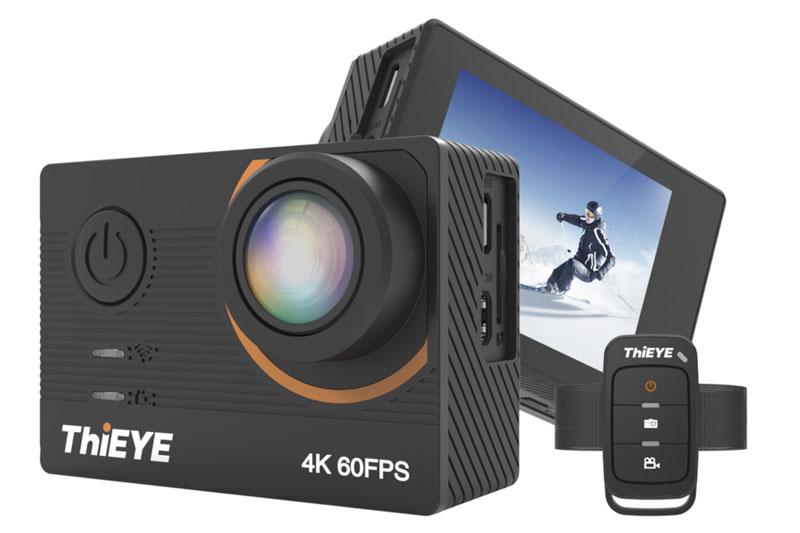 экшн-камера с 4K Thieye T5 Pro