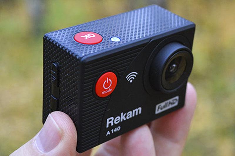экшн-камера Recam A140