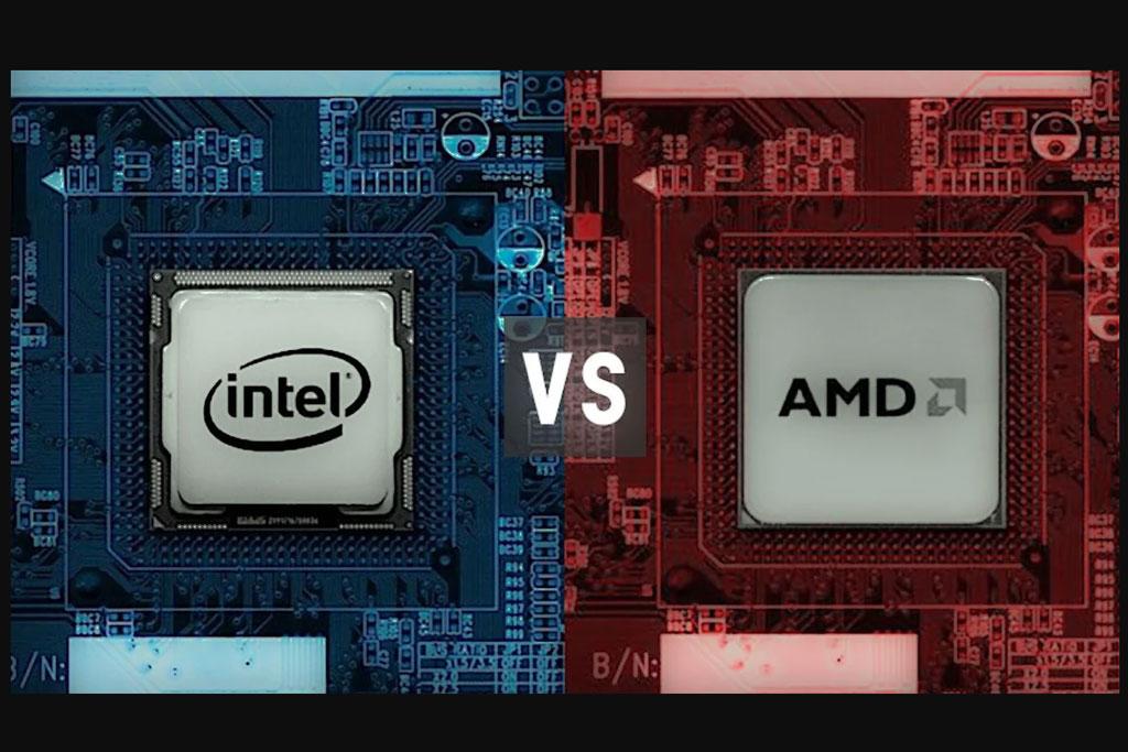AMD и Intel процессоры для ноутбуков