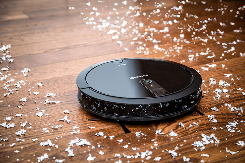 робот пылесос для квартиры и дома