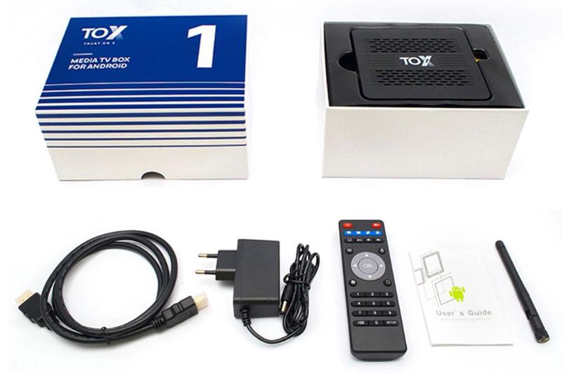 ТВ-бокс TOX1